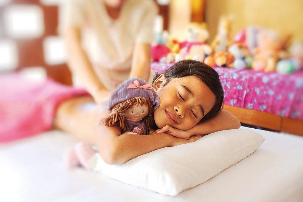 Masaż Motyla dla dzieci i rodziców - warsztat