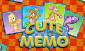 Memo ze słodkimi zwierzakami – gra online dla dzieci