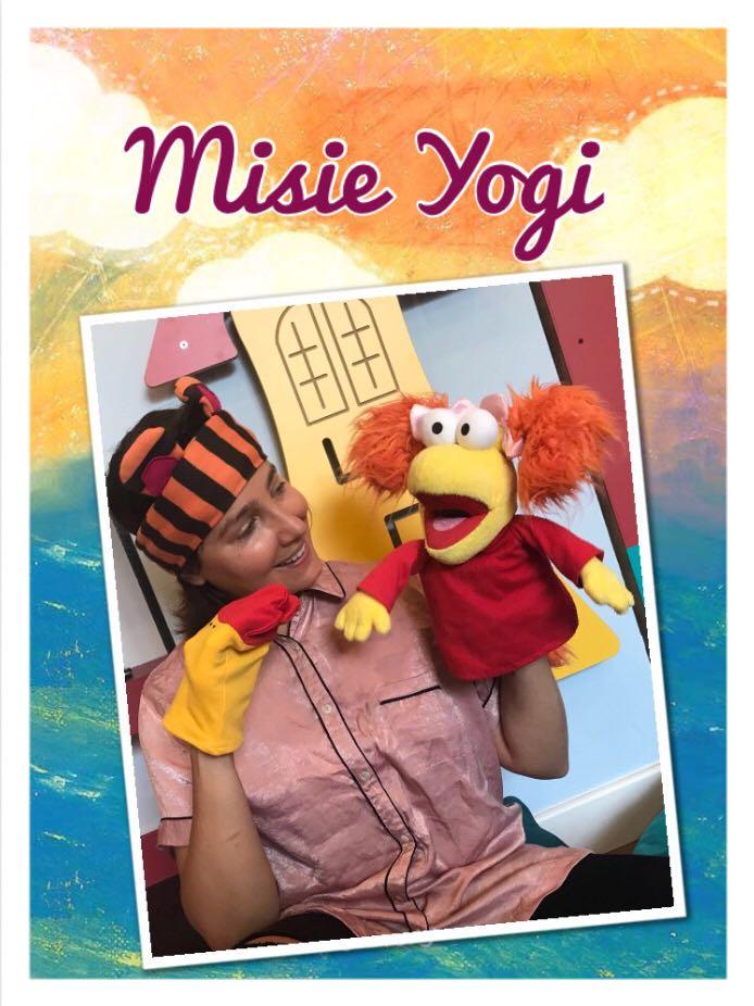 Misie Yogi - zajęcia dla dzieci (2-3 lata) w Kofifi!