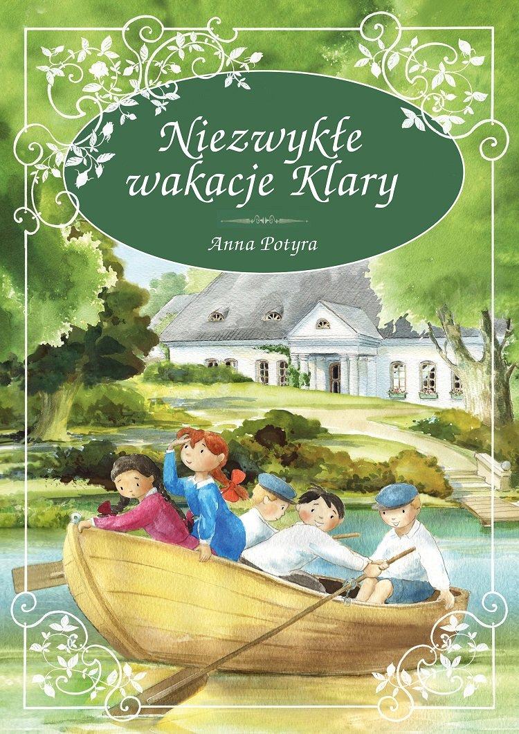 Niezwykłe wakacje Klary - premiera książki