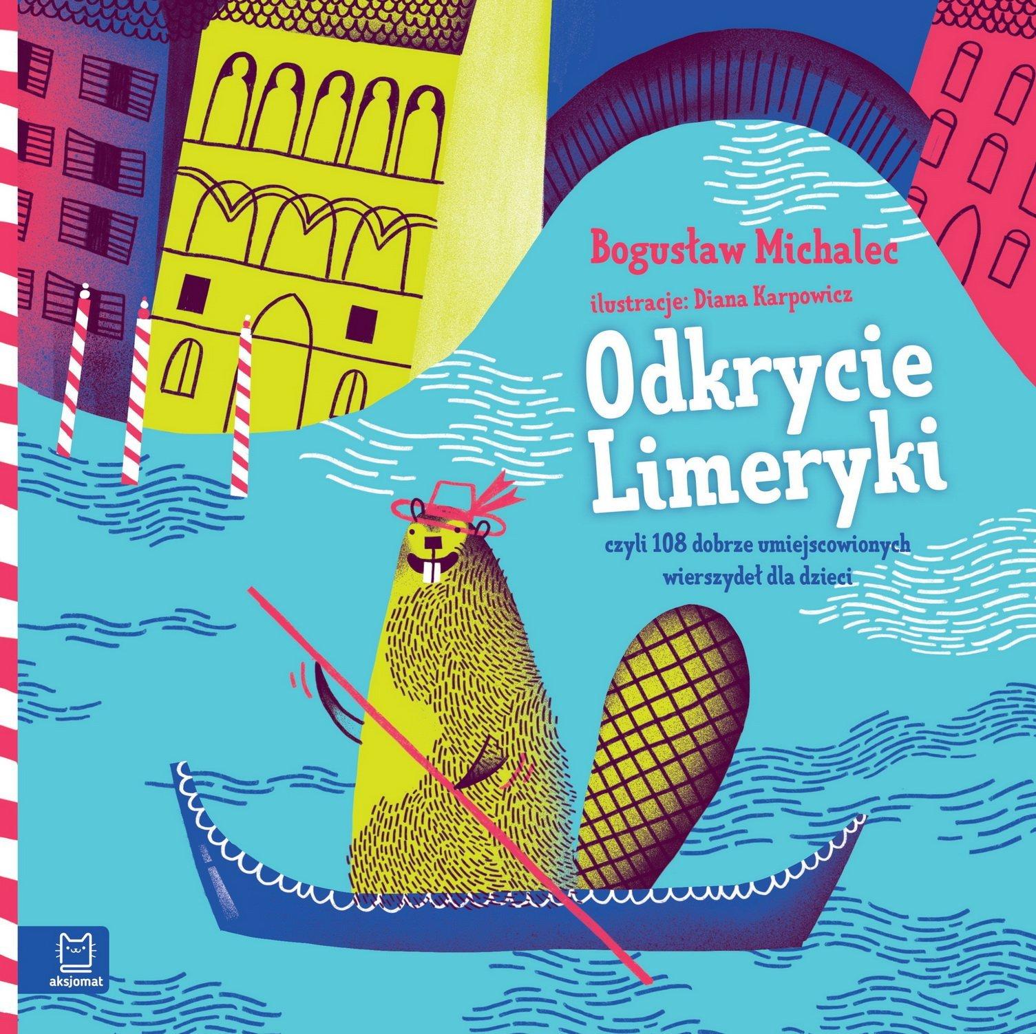 Odkrycie Limeryki książka dla dzieci