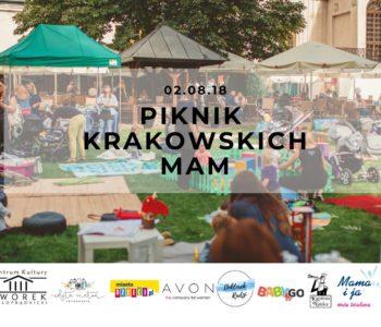 Piknik Krakowskich Mam w Dworku Białoprądnickim