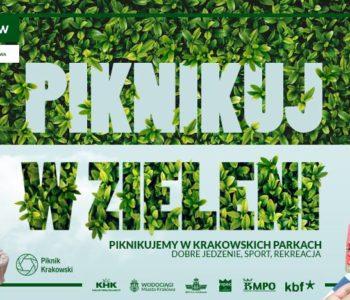 Piknikuj w zieleni. Piknik Krakowski