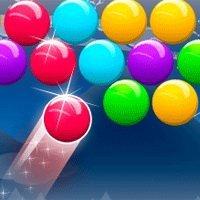 Kolorowe kulki - gra online dla dzieci