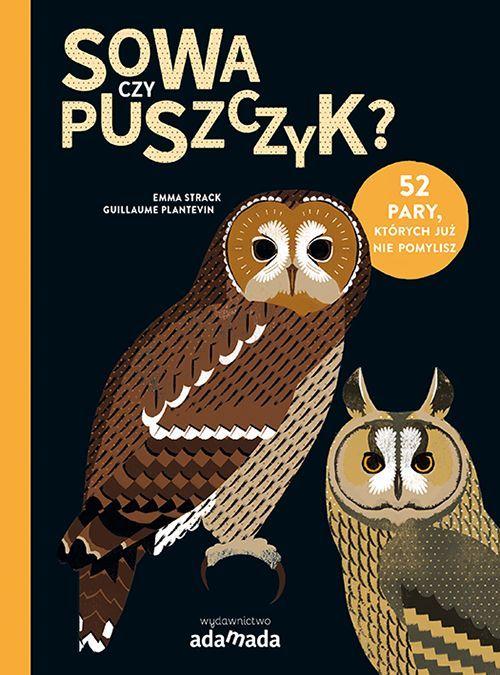 Sowa czy puszczyk recenzja książki dla dzieci