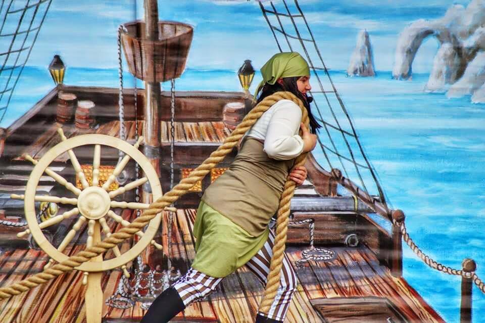 Morskie opowieści w wykonaniu Teatru Katarynka