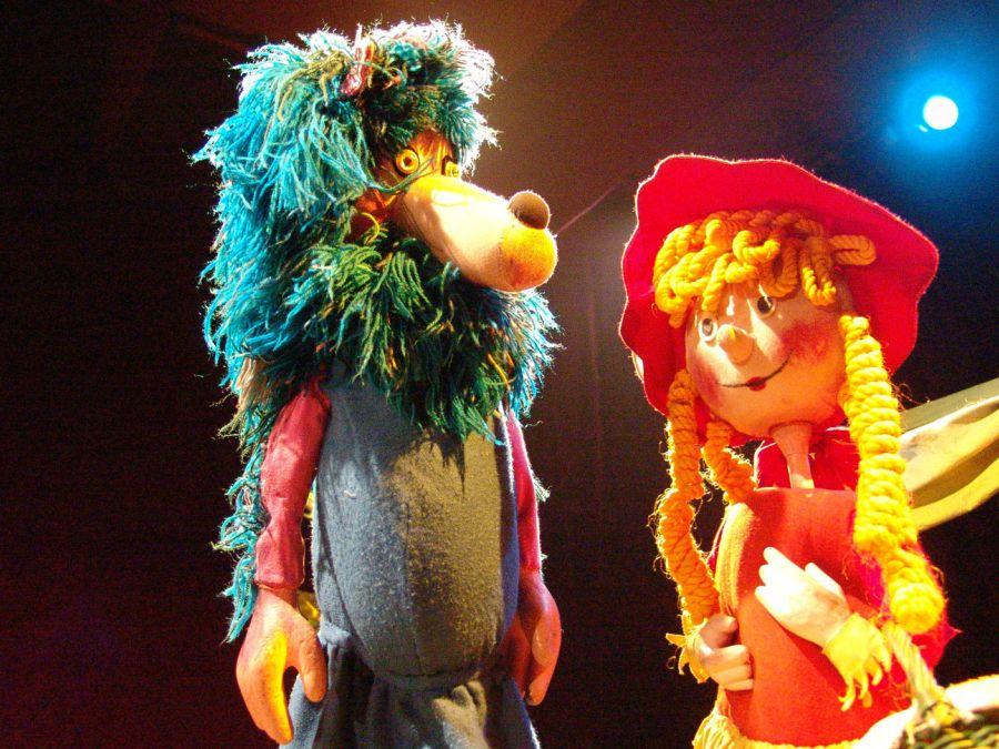 Arkady Dzieciom z Teatrem Malutkim: Bajka samograjka