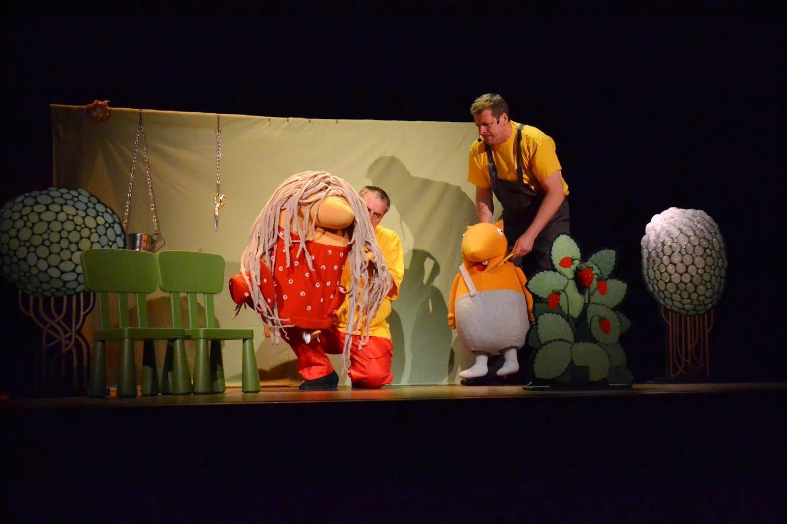Arkady Dzieciom z Teatrem Promyk: Pan Toti i czarodziejski grzebień