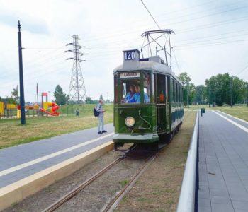 Turystyczna Linia Tramwajowa 120