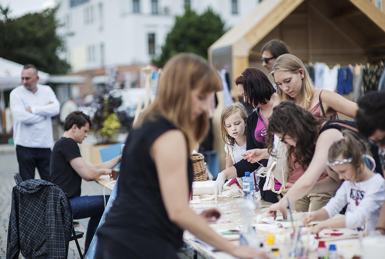 Piknik Instytutu Kultury Miejskiej