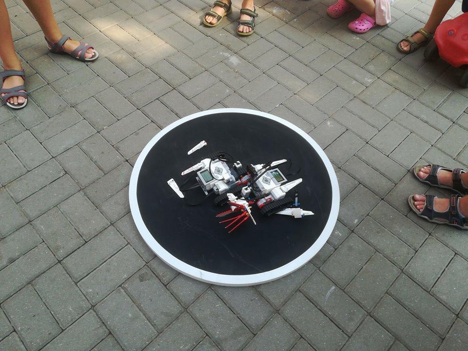 Warsztaty z robotyki LEGO – Klub Robota
