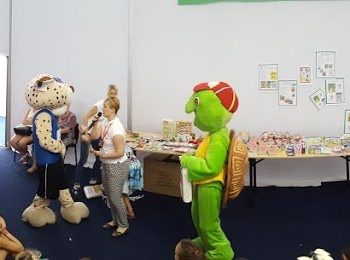 Strefa Dzieci 9 TAURON Festiwalu Biegowego zaprasza