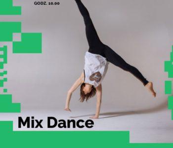 Mix Dance - warsztaty dla dzieci