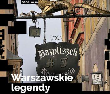 Warszawskie legendy - warsztaty dla dzieci
