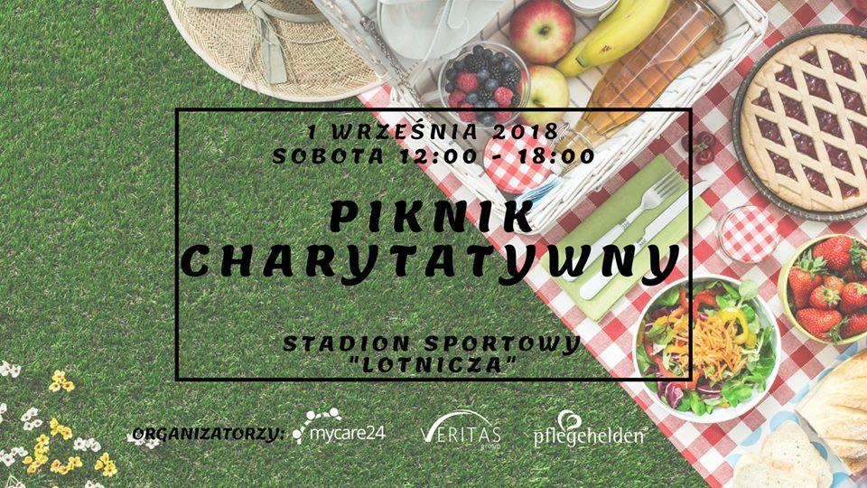 Piknik Charytatywny na Stadionie Lotnicza