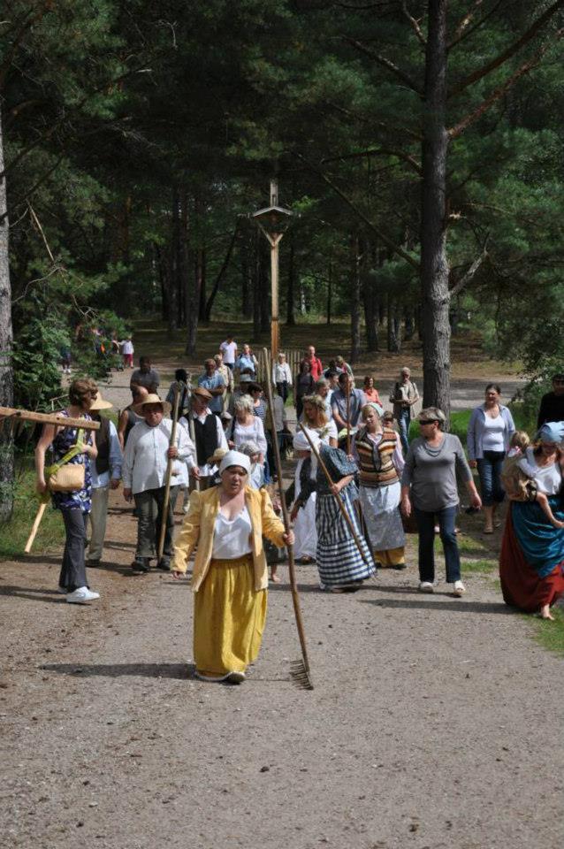 Święto Matki Boskiej Zielnej w Muzeum we Wdzydzach