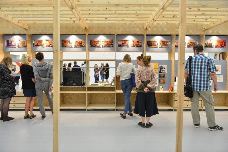 Tango 4x4. Warsztaty towarzyszące wystawie Tango na 16 metrach kwadratowych