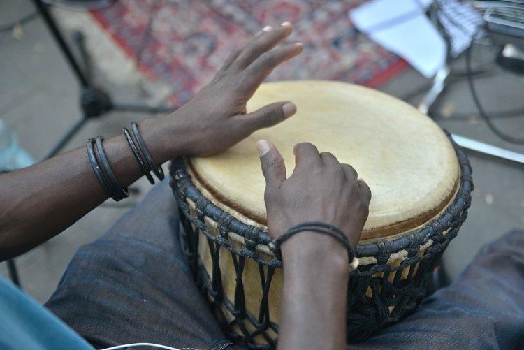 Muzyczne spotkania pod Baobabem