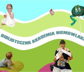 Biblioteczna Akademia Niemowlaka – inauguracja nowego cyklu