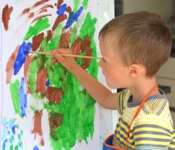 Wspomnienia z wakacji – zajęcia z cyklu Barwa i dźwięk