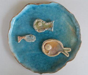 Ceramika wakacyjna dla dzieci