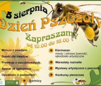 Dzień Pszczoły w Ogrodzie Botanicznym
