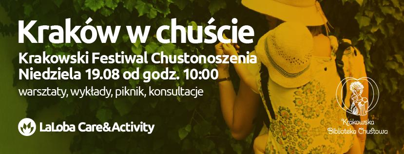 Festiwal Kraków wchuście