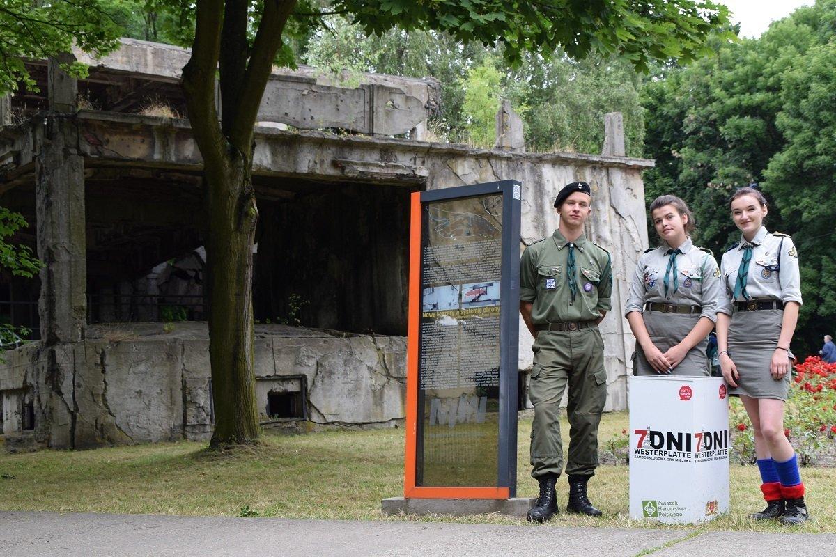 7 Dni Westerplatte - gra miejska