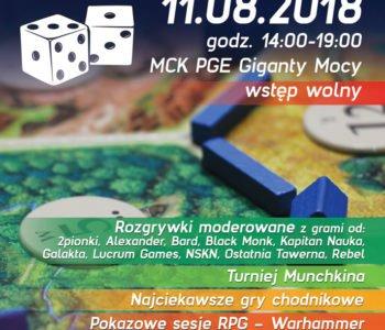 III Bełchatowski Dzień Gier Planszowych