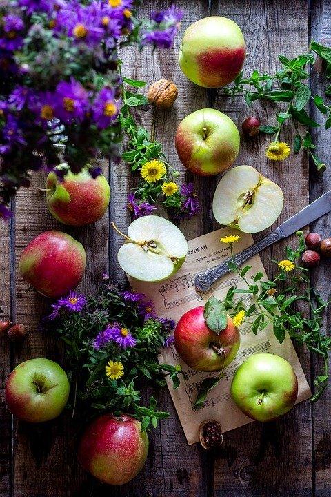 Warsztaty kulinarne: jabłka