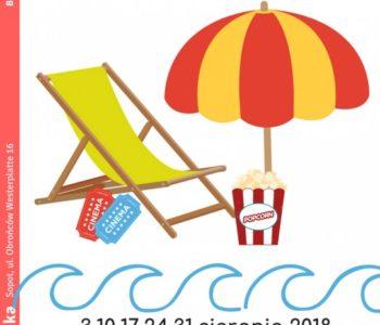 Kino przed plażą