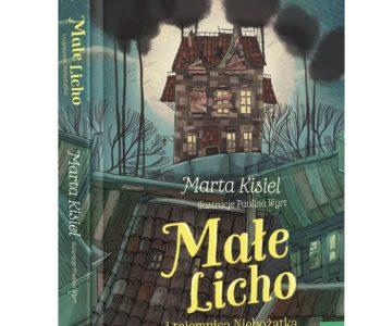 Małe Licho i tajemnica Niebożątka – powieść magiczna