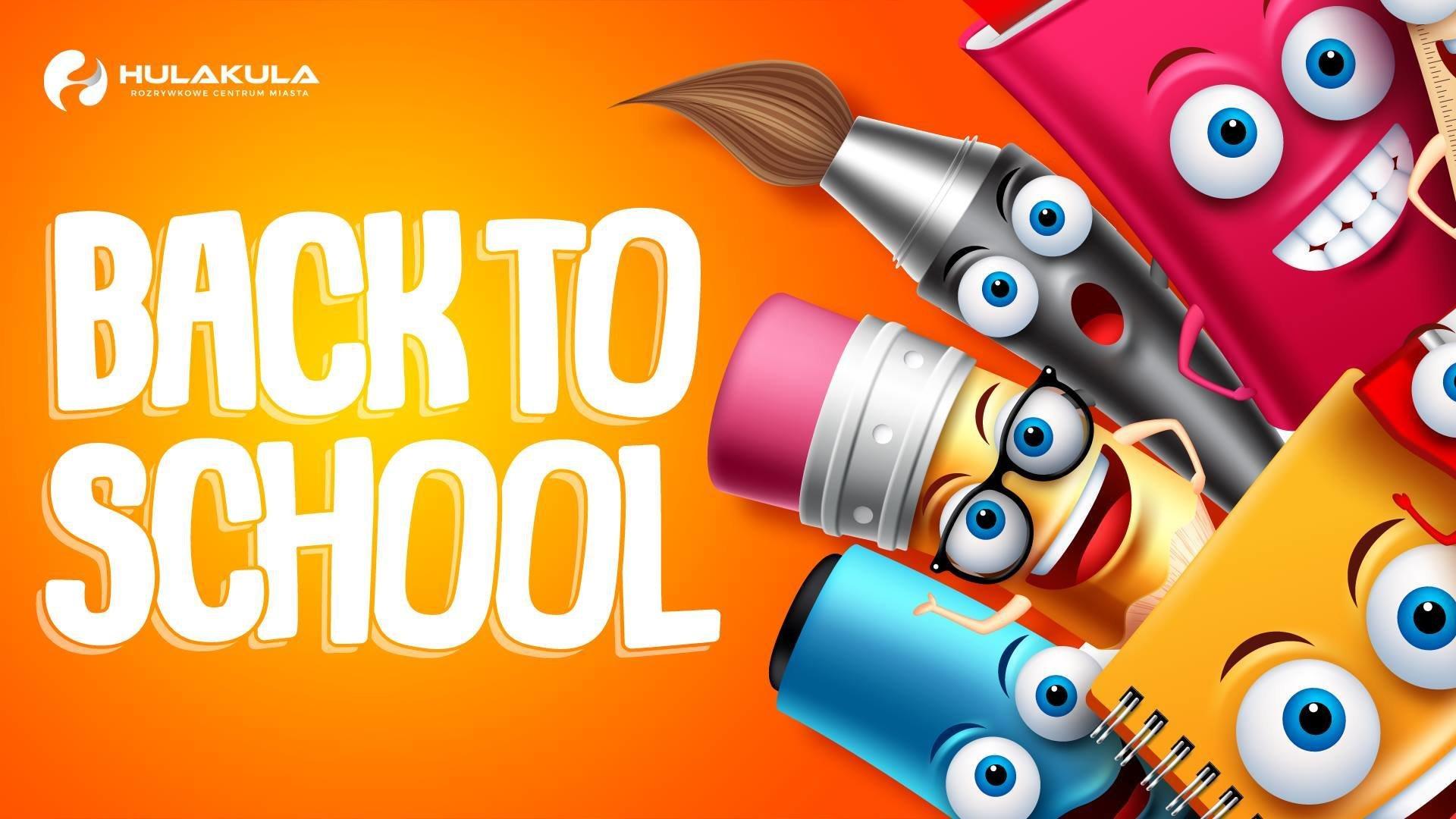 Powrót do szkoły razem z Hulakula - do wygrania szkolne wyprawki