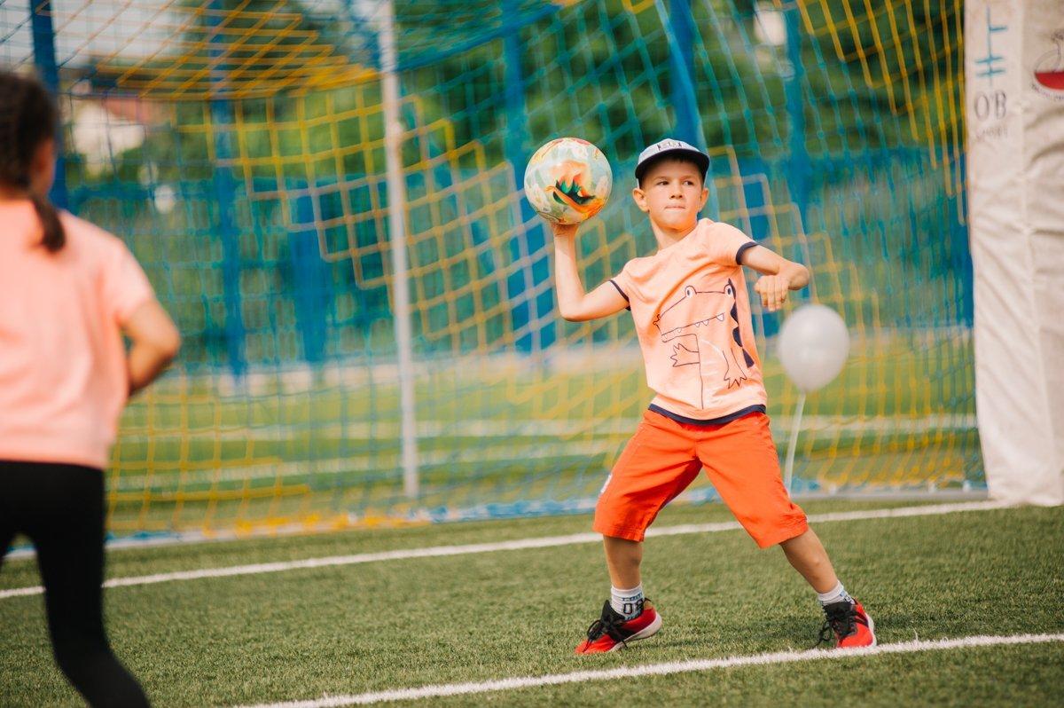 Mecz Finałowy akcji Zostań gwiazdą futbolu