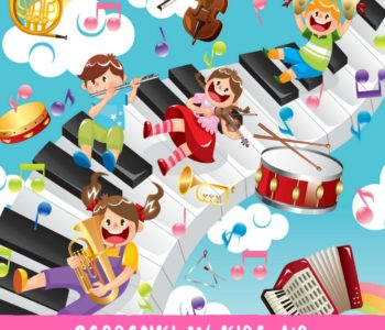 Music City – Gordonki w KIDS UP
