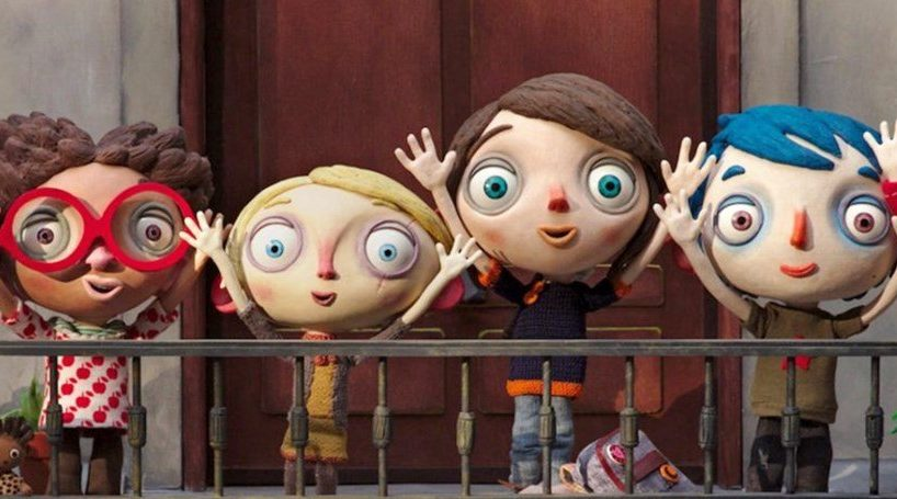 Weekend w małym kinie: Nazywam się Cukinia