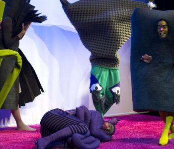 Plenerowe spektakle dla dzieci Fundacji Sztuka Ciała
