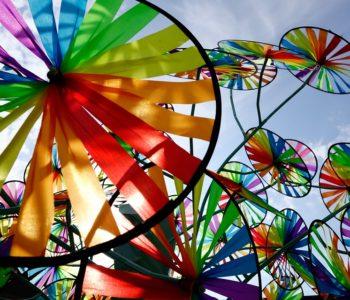 Lato w Muzeum Sopotu: warsztaty z motywem wiatru - wiatraczki