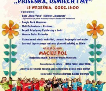 V festiwal Piosenka, uśmiech i my