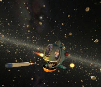 Film w Planetarium: Polaris. Kosmiczna łódź podwodna i tajemnica polarnej nocy