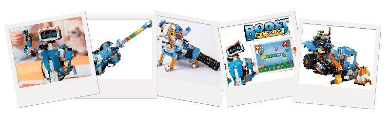 Robotyka Lego Boost