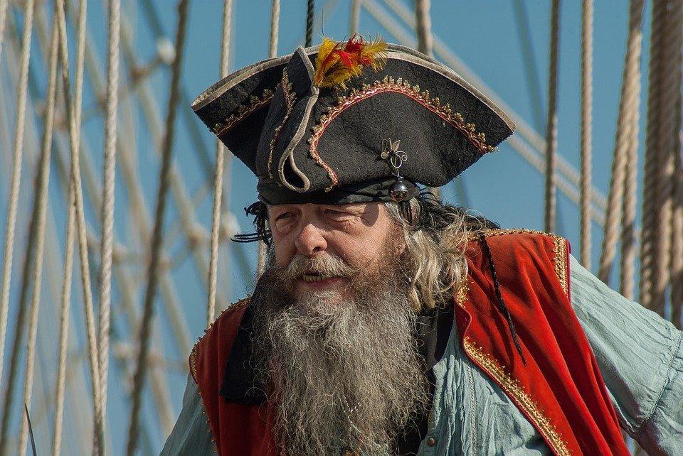 Ahoj przygodo – skąd się wzięli piraci? - warsztaty
