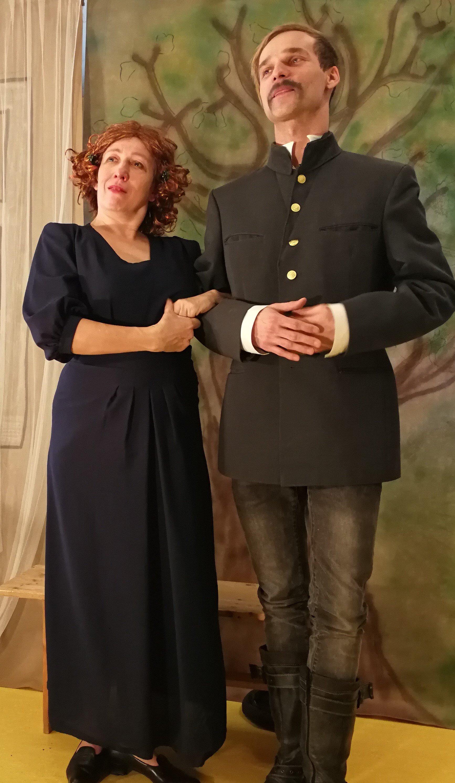 Spektakl dla dzieci: O Ziuku Piłsudskim czyli odzyskana wolność