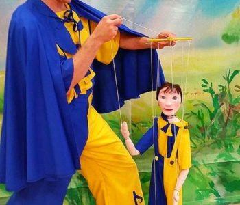 Dwie Godziny dla Rodziny – spektakl O dobrym wychowaniu i animacje plastyczne