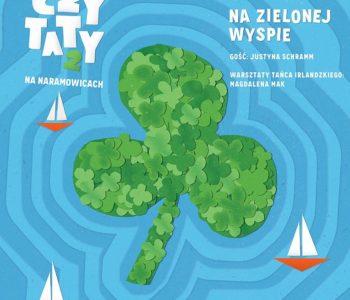 Czytaty2: Na zielonej wyspie. Baśnie świata