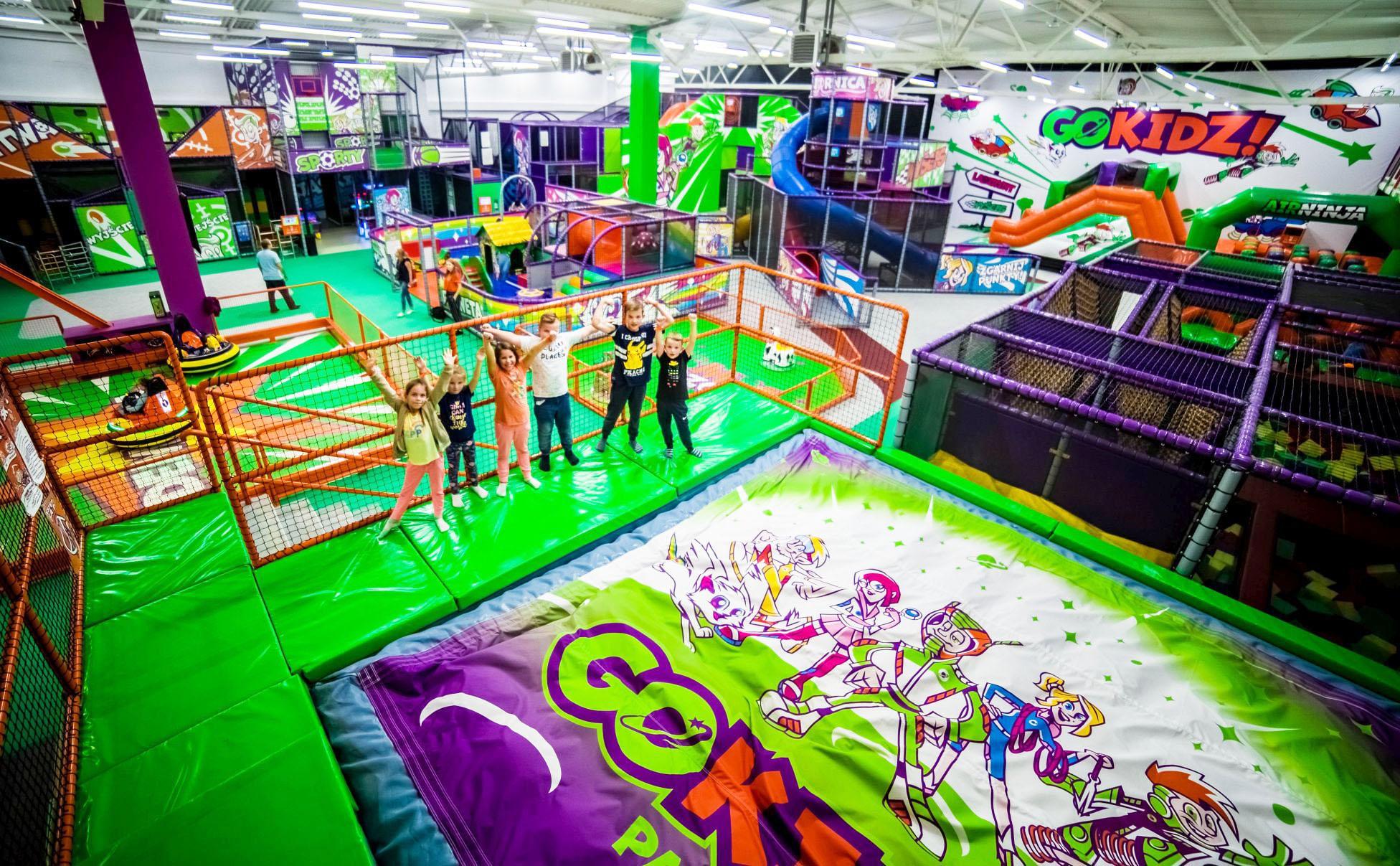 1 (3) Gokidz Krakó∑ Park rozrywki dla dzieci