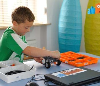 Warsztaty Ale Robot – zajęcia edukacyjne z robotyki