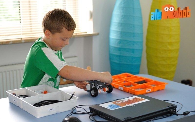 Warsztaty Ale Robot - zajęcia edukacyjne z robotyki