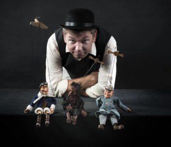Historia Nie Do Powtórzenia - Teatr Lalek Marka Żyły