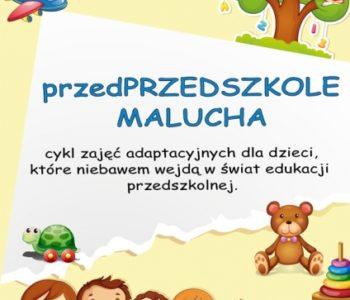 Przed przedszkole malucha – zajęcia adaptacyjne w Sosnowcu